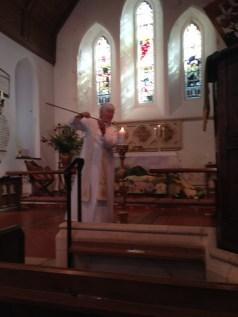 Newtimber Christening 2017