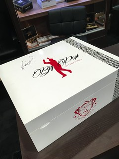 Big Papi humidor closed