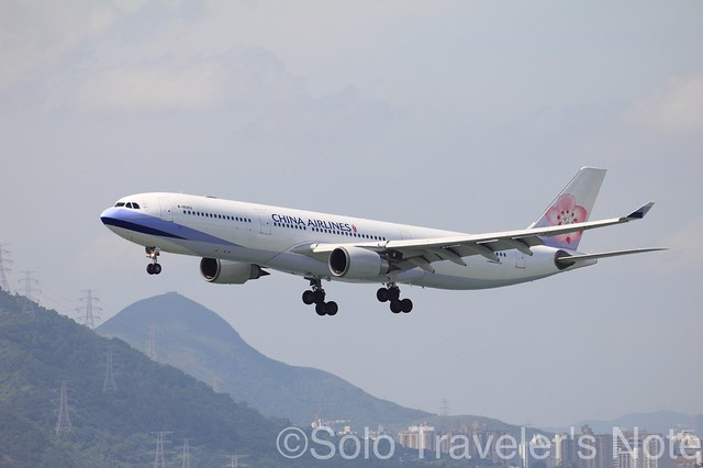 China Airlines A330-300