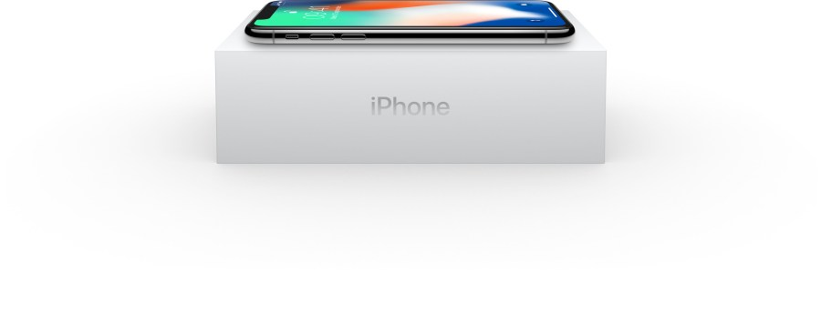 20170912 iPhone X box