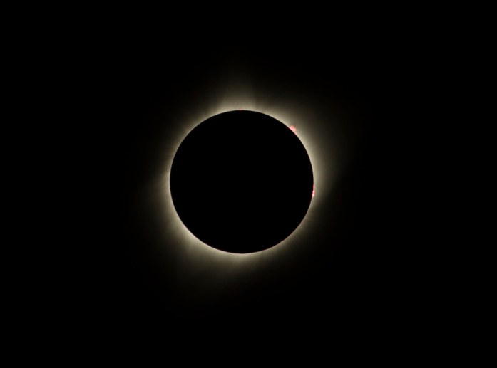 August 21, 2017 Solar Eclipse - Casper, Wyoming