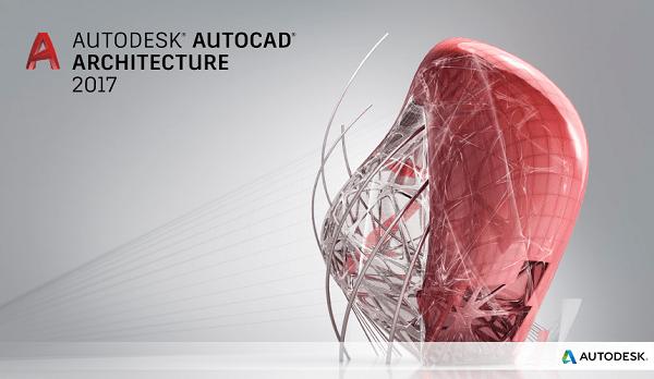 Phần mềm Autodesk AutoCAD Architecture 2017 full