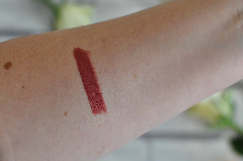 Rose for Autograph Lipstick in Silk Rose Cruelty Free