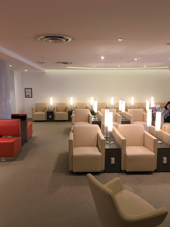 SkyTeam Lounge Sydney