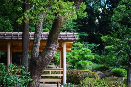 """Japanese garden """"KEITAKUEN"""""""