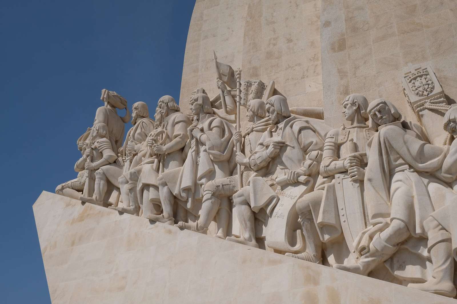Monument to the Discoveries   One Day in Lisbon