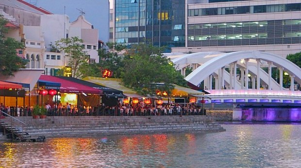 Boat Quay Live Seafood Singapore