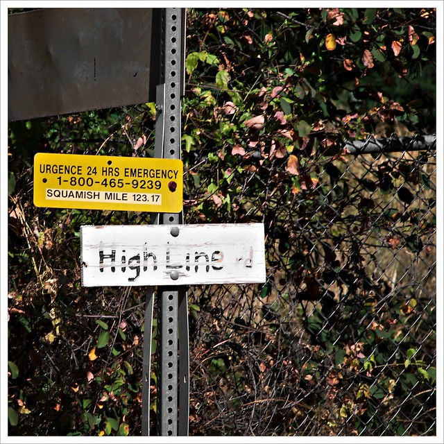 High Line Road
