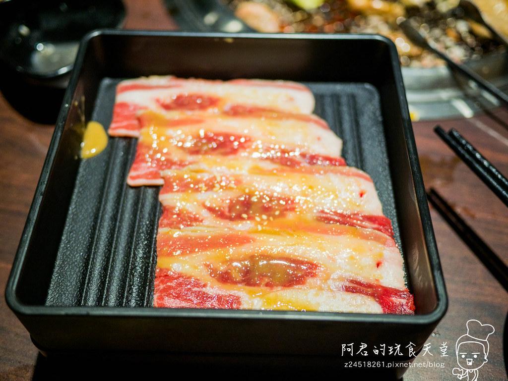 【基隆】燒肉眾 基隆廟口店|七月新開的炭火燒肉吃到飽|基隆燒肉新選擇 @ 阿君的玩食天堂 :: 痞客邦