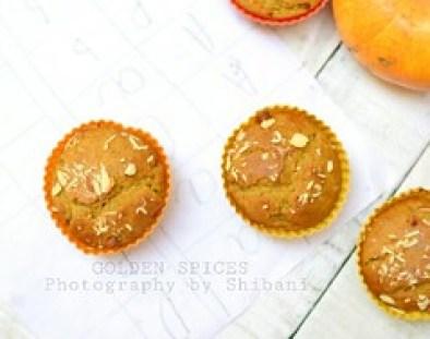 eggless pumpkin cupcakes