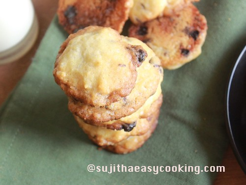 choco chip cookie5