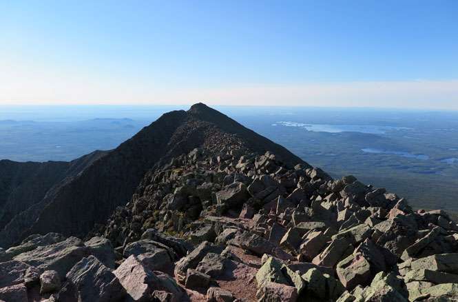 Katahdin South Peak