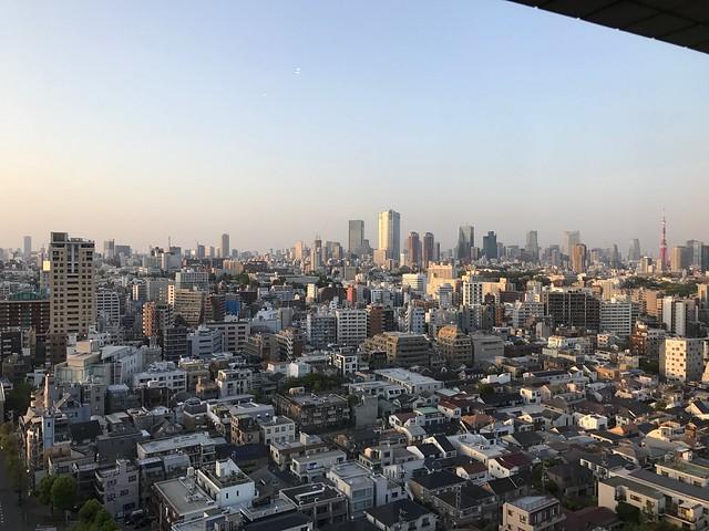 Vue Executive club room - Westin Tokyo