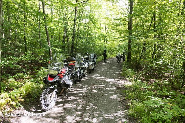 BMWMOV Rally - September 2017, Vermont