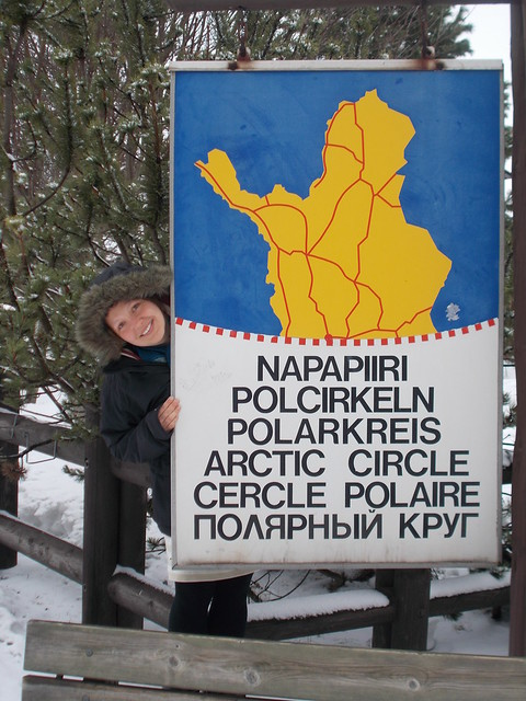 Rovaniemi - poolcirkel (1)