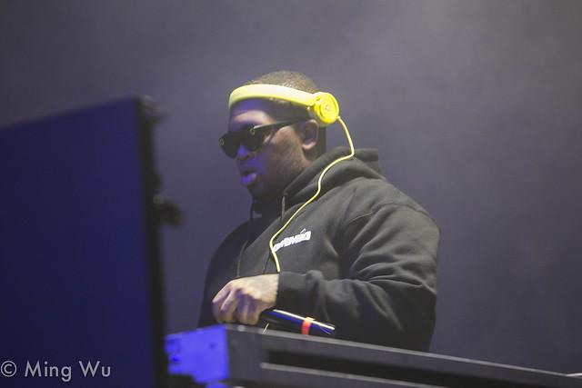 DJ Mustard @ Ottawa Bluesfest 2017