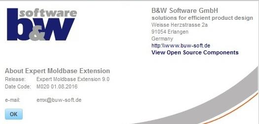 Phần mềm EMX 9.0 M020 full license