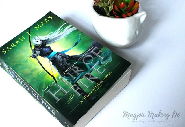 Heir of Fire Book Review 1