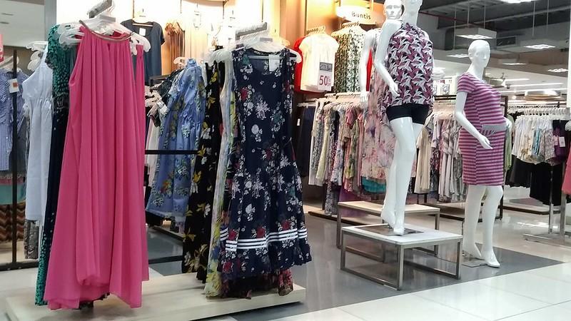Department Store Dresses