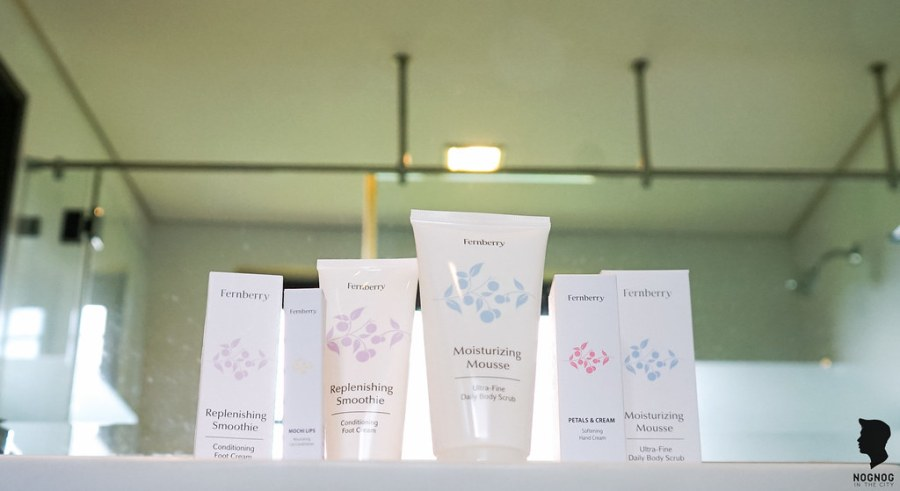 Fernberry Skincare Products (2 of 11)