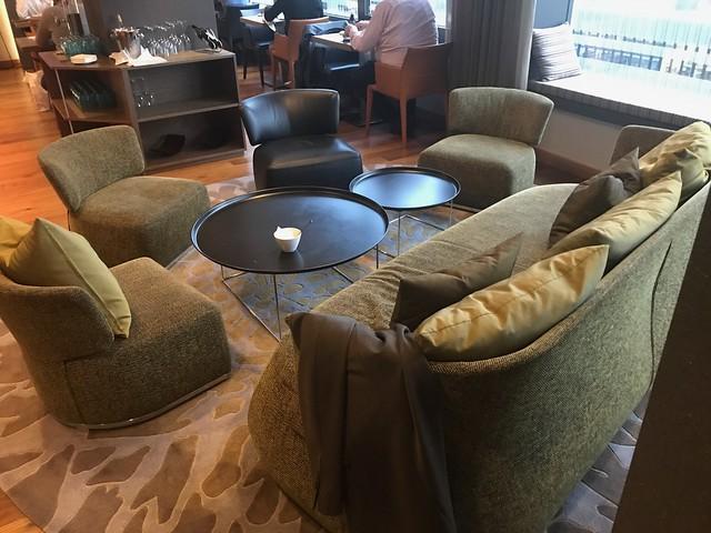 Lounge - Sheraton Zurich