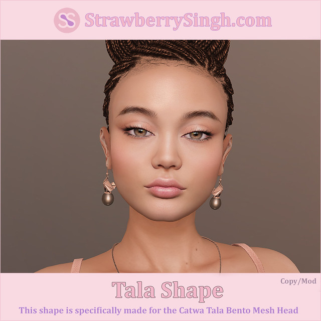 StrawberrySingh.com Tala Shape