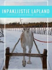 Inpaklijstje Lapland