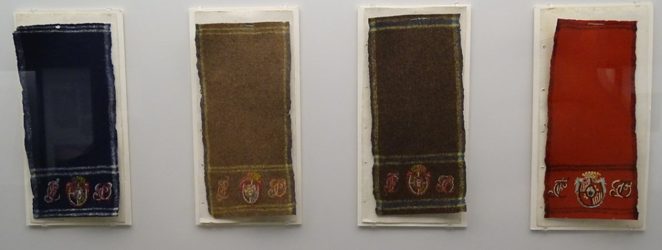 Segovia Museo Provincial La Industrai del Paño en el siglo XVIII 04