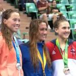 Universiadi, Taipei, day 4: Quadarella oro e record nei 1500