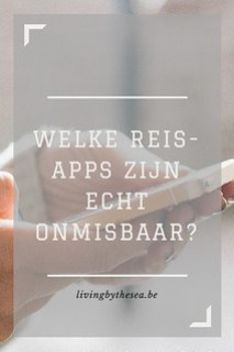 onmisbare reis apps