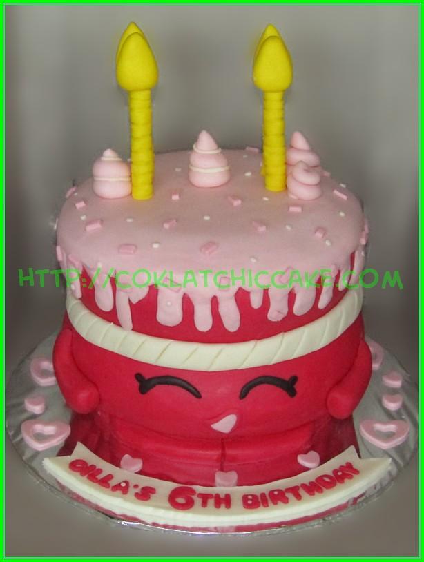 Imagechef Kue Ulang Tahun : Cake Shopkins   CILLA Jual Kue Ulang Tahun
