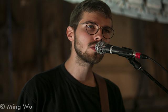 Isaac Vallentin @ ARB2017