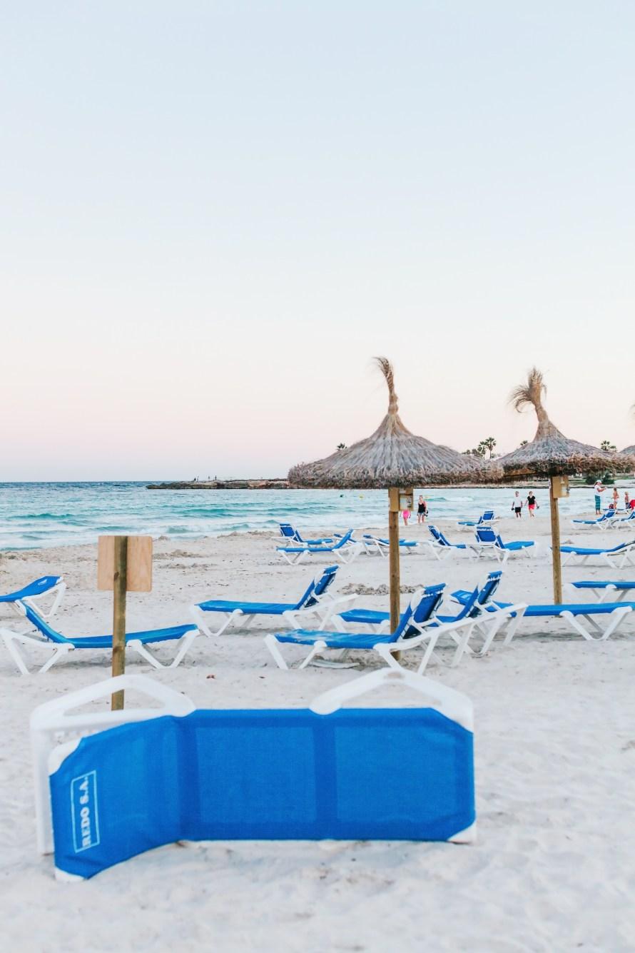 Strand i Sa Coma, Mallorca