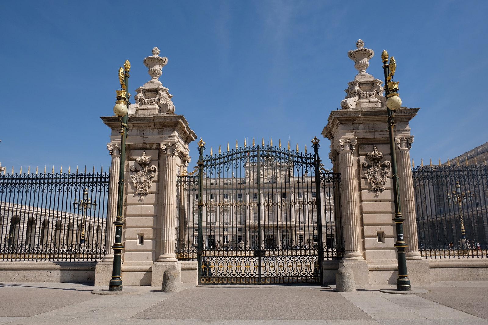 Palace of Madrid
