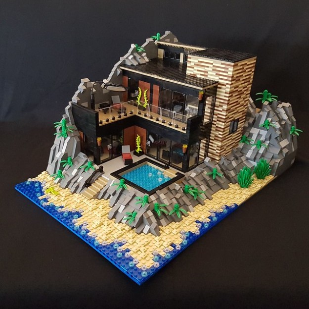 I'm gonna pick up the pieces and build a LEGO house | The Brothers ...