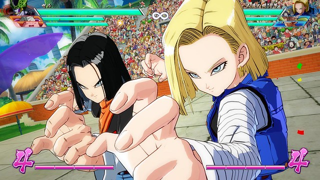 DRAGON BALL FighterZ Android 18 (2)