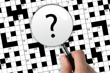 crossword clues