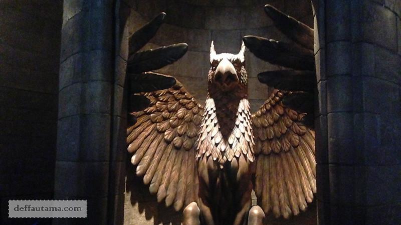 2 Hari Keliling Osaka - Dumbledore's Room