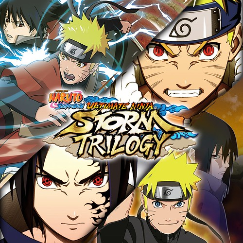 Naruto Shippuden: Ultimate Ninja Storm Trilogu