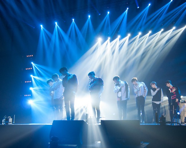 WANNA ONE 'WANNA BE LOVED' 1st Fan Meeting in Singapore 5