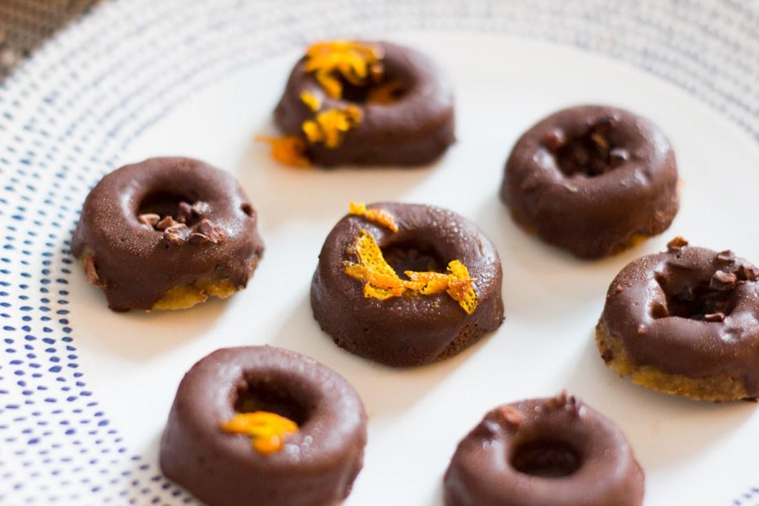 Nicely-Kitchen-Vegan-Donuts---Banana-&-Choc,-Choc-Orange