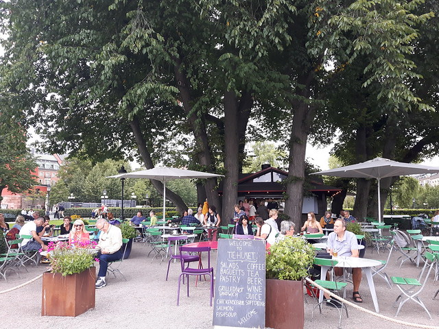 Tehuset Kungsträdgården (1)