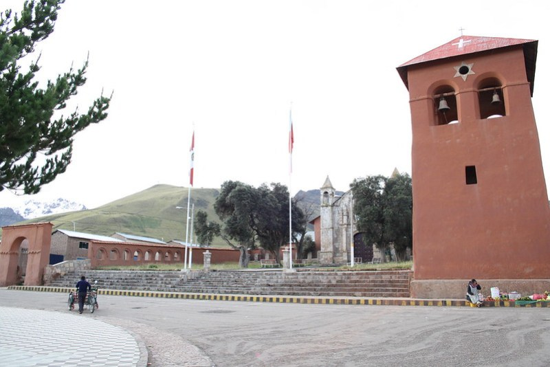 Templo de Santa Rosa (Prelatura de Ayaviri)