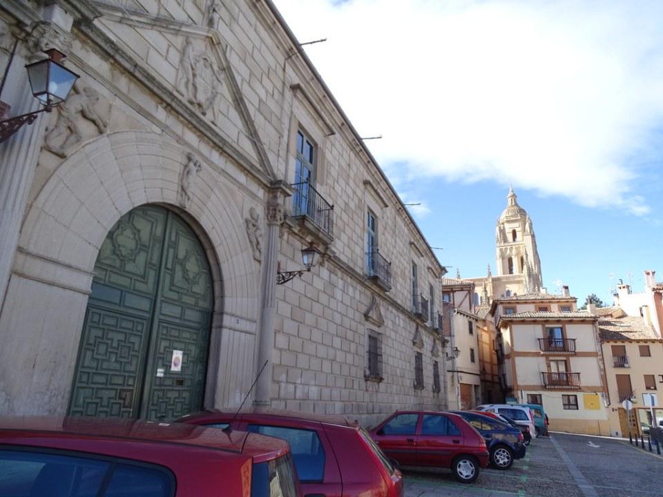 Segovia Palacio Episcopal 02