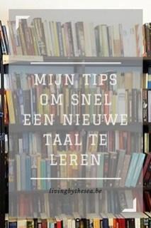 Tips om nieuwe taal te leren