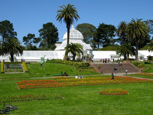 Golden Gate Park en San Francisco