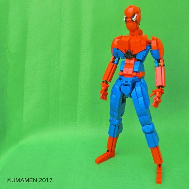LEGO: Spiderman (28cm) [2/8]