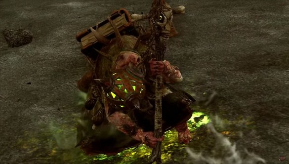 Total War Warhammer 2 Lord Skrolk
