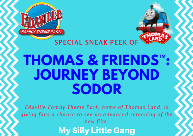 Special Sneak Peek of Thomas & Friends: Journey Beyond Sodor