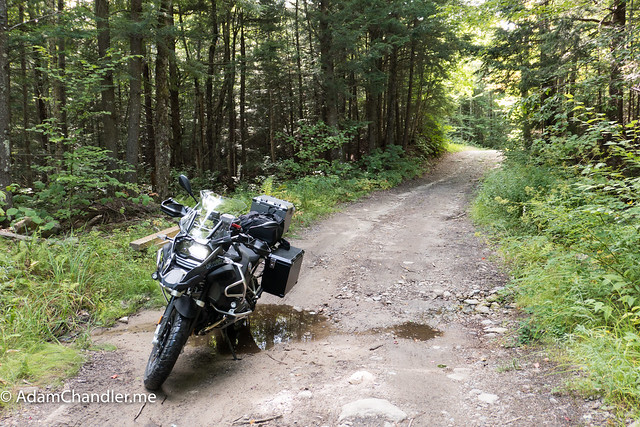 R1200 GS Adventure Off-Road, Dorchester, NH